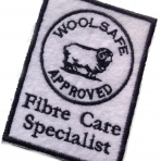 Badges – WoolSafe Approved Fibre Care Specialist