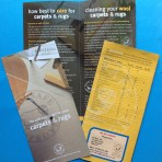 Safe Way To Care Leaflet – Company details added