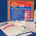 Free* Host Dry Carpet Cleaning Kit