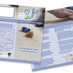 Trifold Service Provider Leaflet 2016