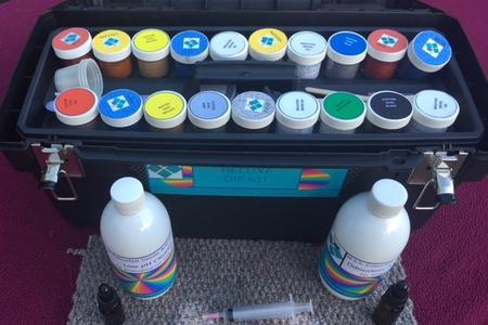 Textile Colour Repair